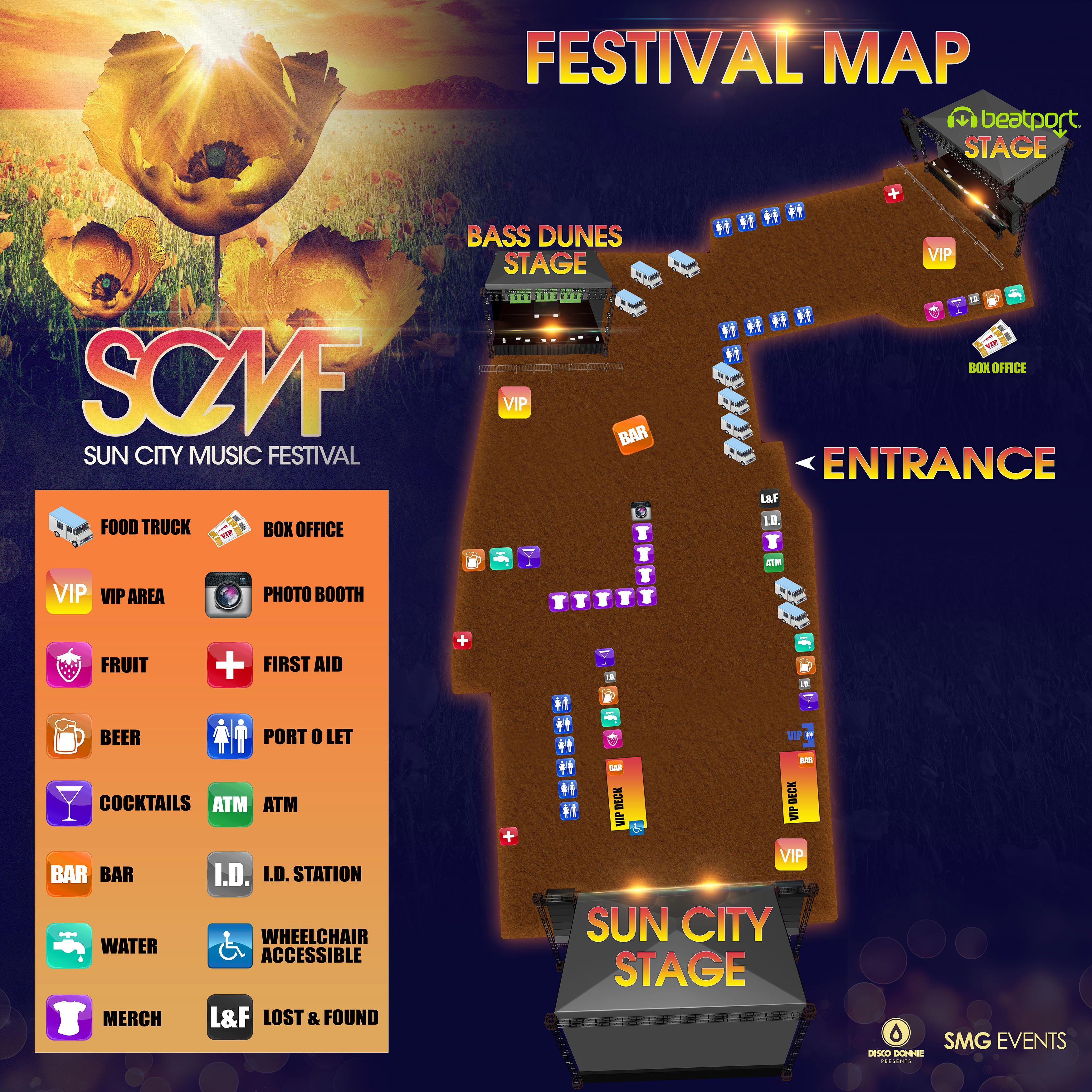 Sun City Music Festival 2014 News and Updates