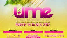 Ultimate Music Experience 2013 at Schlitterbahn Beach Waterpark