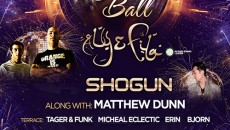 New Years Eve Ball featuring Aly & Fila, Shogun at Stereo Live