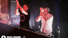 Tritonal, Topher Jones at Whiskey Bar
