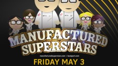 Manufactured Superstars at Maya Day and Nightclub