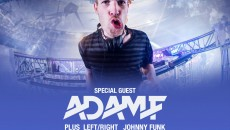 Rusko, Adam F at Lizard Lounge