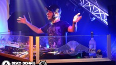 Andy C, MC Armanni Reign at Amphitheatre Event Facility