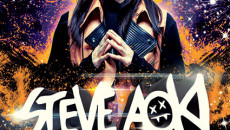 Steve Aoki at Maya Day and Nightclub