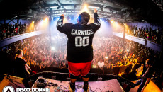 Carnage, Victor Niglio at Roseland Theater
