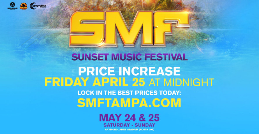 blog price increase for sunset tickets this friday at midnight!
