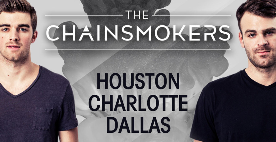 blog take a '#selfie' with the chainsmokers and disco donnie presents
