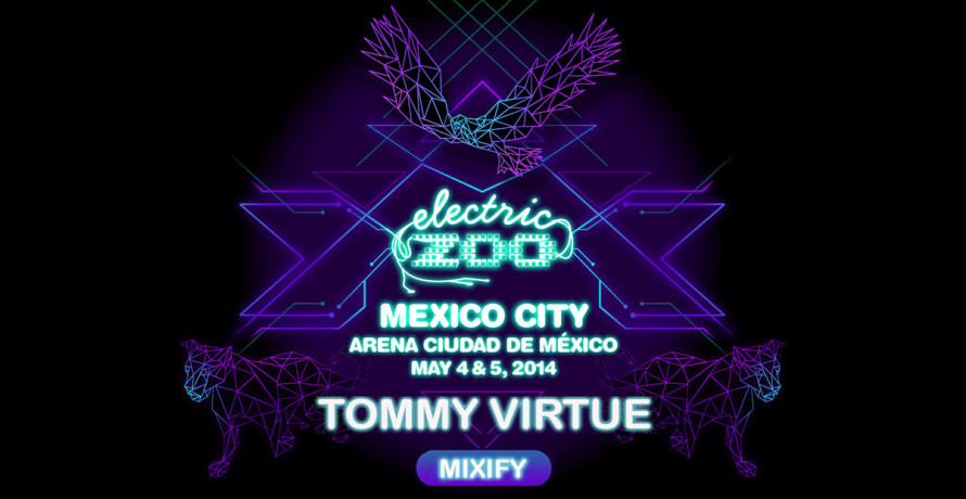 blog announcing the winner of mixify's electric zoo mexico contest