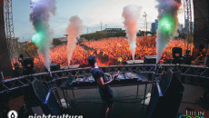 Life in Color featuring Showtek, R3HAB at Minute Maid Park