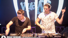 W&W at Stereo Live