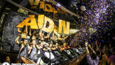 Audien at Maya Day and Nightclub