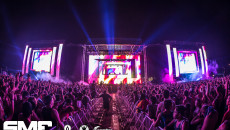Sunset Music Festival 2014 Day 1 at Raymond James Stadium (North Lot)
