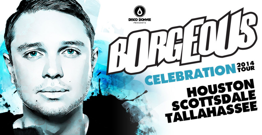 blog join the 'celebration' with borgeous and disco donnie presents this summer