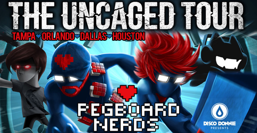 blog get ready - monstercat is about to be 'uncaged' with pegboard nerds and disco donnie presents