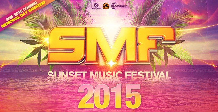 blog save the date! sunset music festival returns memorial day weekend 2015