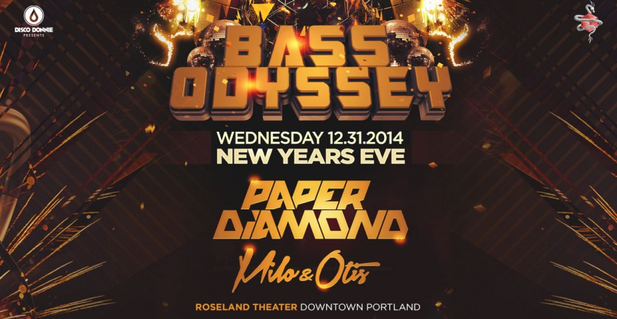 blog announcing the return of portland's bass odyssey this nye 2015
