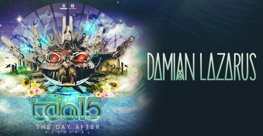 blog damian lazarus added to beatport stage lineup at the day after festival